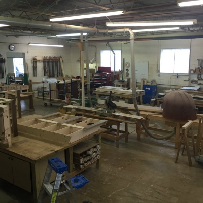 Leininger Cabinet & Woodworking - Our Facility